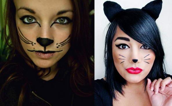 Il trucco da gattina da fare per Carnevale