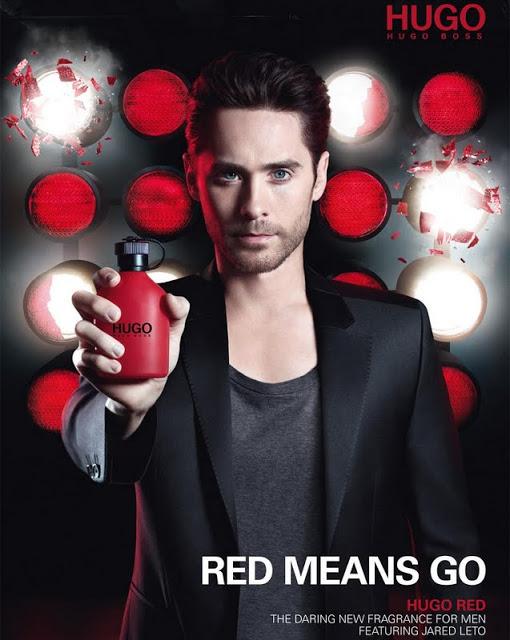Hugo Red e Jared Leto: la nuova fragranza maschile Hugo Red interpretata da Jared Leto, lo spot
