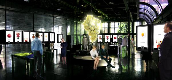 Fuorisalone 2013 Milano: la mostra Funambulists di Ingo Maurer allo Spazio Krizia