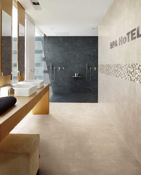Smart town piastrelle effetto cemento per interni - Piastrelle effetto cemento ...