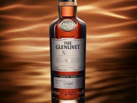 Glen Livet 25 yo