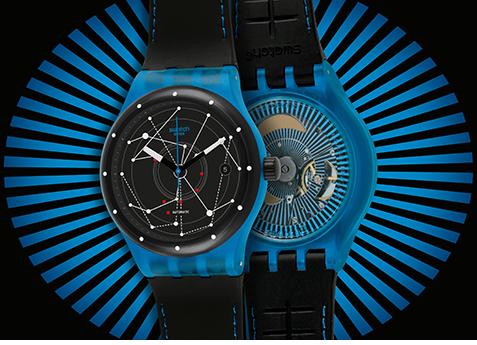 Baselworld 2013 news: Swatch celebra i suoi 30 anni e presenta l'esclusivo Sistem51