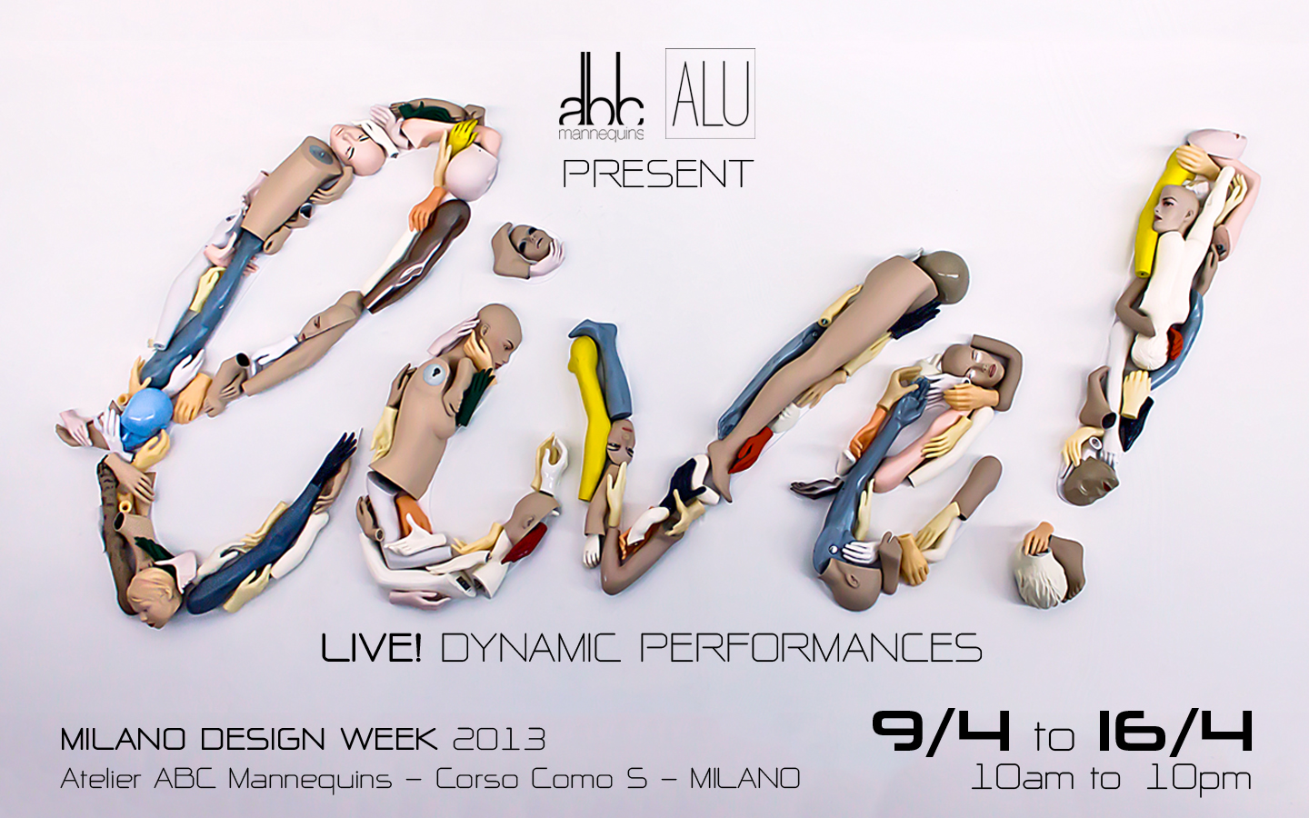 ABC + ALU Live NEW