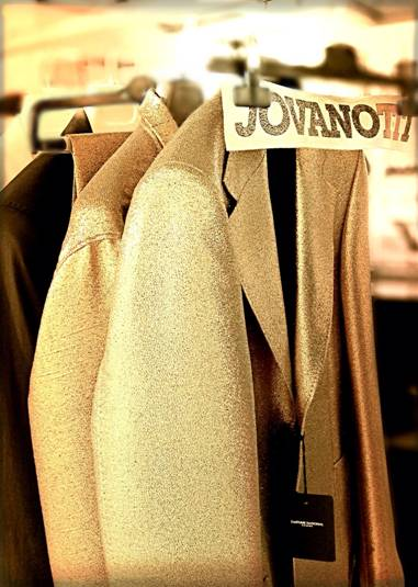 Lorenzo Jovanotti tour 2013: Lorenzo indossa Costume National Homme