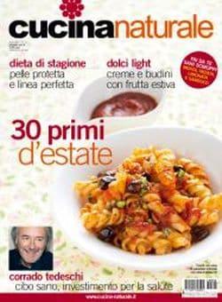Il nuovo numero di Cucina Naturale e il mio nuovo libro