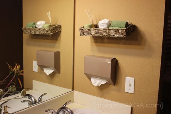 Accessori Per Il Bagno Fai Da Te : Tante idee fai da te per arredare il bagno italyan style