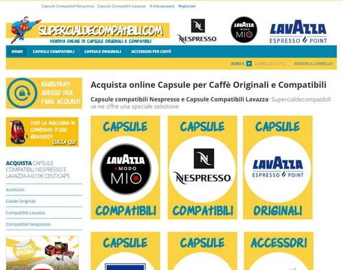 Capsule Compatibili, un mercato in espansione