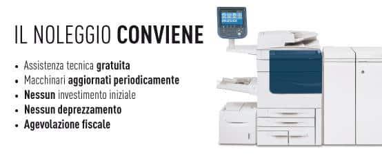 Noleggio stampanti multifunzione Milano: online c'è un risparmio?