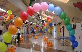 I palloncini: protagonisti delle feste di compleanno