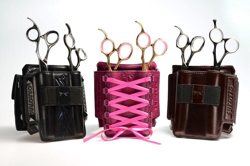 Dragonfly, la nuova linea di portaforbici top quality e top precision per parrucchieri