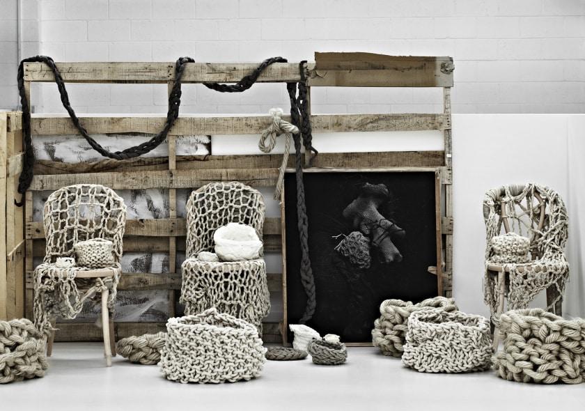 Knit One Share One, il mondo di lana di Jacqui Fink