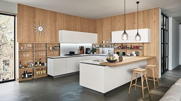 Cucina.La Cucina Cuore Della Casa Italyan Style