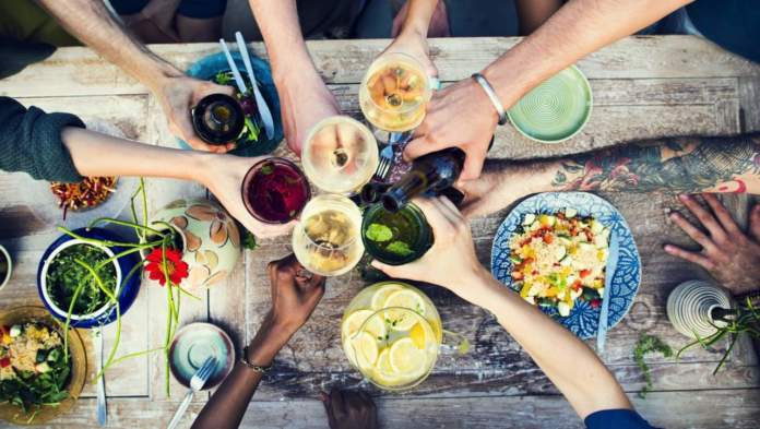Pausa pranzo sempre più orientata su preparazioni sane con grande ricchezza di verdure