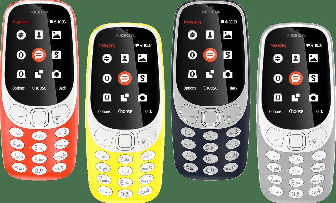 Nuovo Nokia 3310 un tuffo nel passato, quando la batteria durava intere giornate