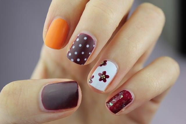 Nail art: come optare per il colore giusto